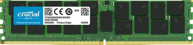 Crucial 16GB DDR4-2666 RDIMM