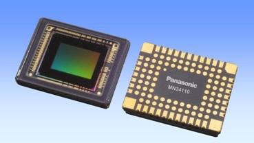 Panasonic 14mp mos-beeldsensor