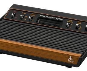 Atari 2600 en Paddle controller