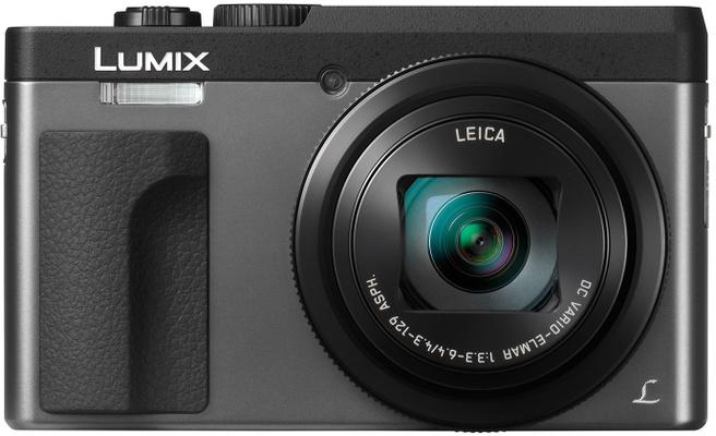 Panasonic Lumix Digital Camera DC-TZ90 Zwart