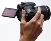 Canon EOS 60D rechts