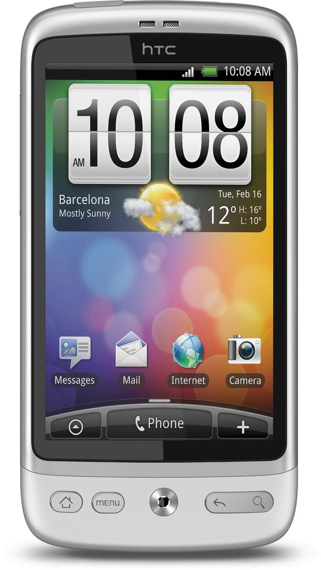 HTC Desire  Wit