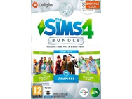 Goedkoopste De Sims 4 Bundel pack 4 (Vampieren, Kinderkamer & Achtertuin-accessoires), PC (macOS / OS X, Windows)