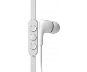 Jays a- Five In-Ear Stereo Headset made for iOS White