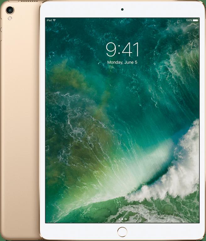 Apple iPad Pro 10.5 (2017) WiFi 64GB Goud