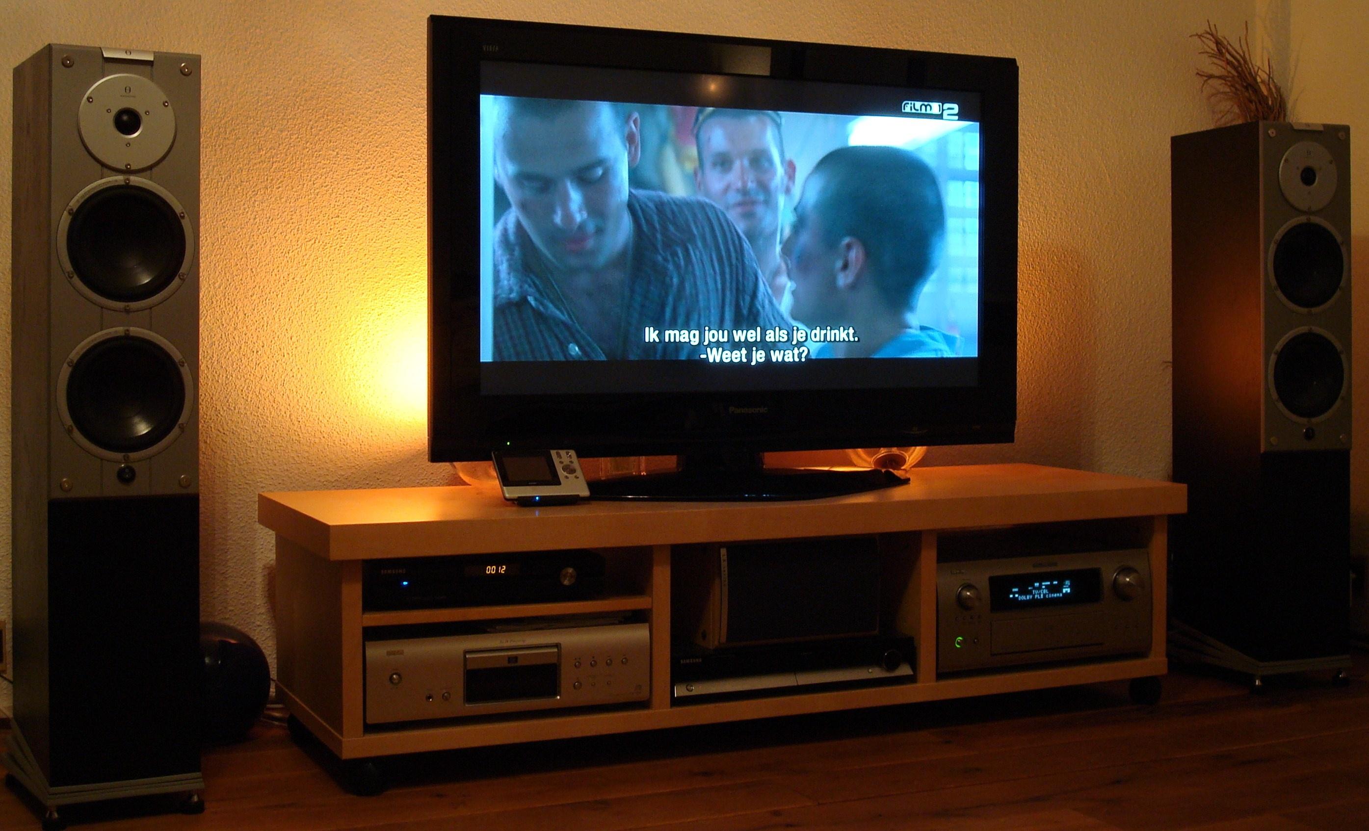 Post hier pics en specs van je home cinema! Deel 29 - Audio en ...