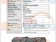 Asus Direct CUII R9 390X specs PCTuning
