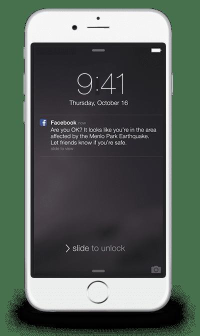 Veiligheidscheck Facebook