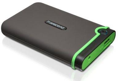 Transcend StoreJet 25M3 500GB Zwart