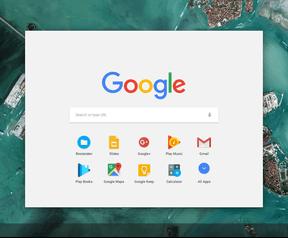 ChromeOS app drawer