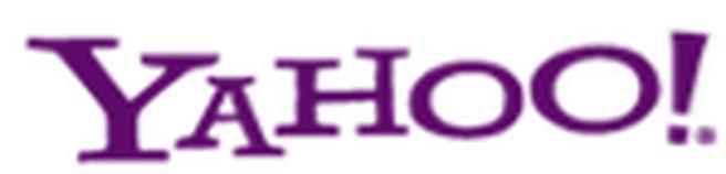Yahoo-logo (paars)