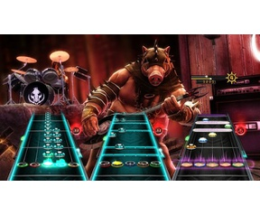 Guitar Hero: Warriors of Rock Super Bundel, Xbox 360