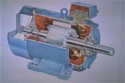 Voorbeeld inductiemotor