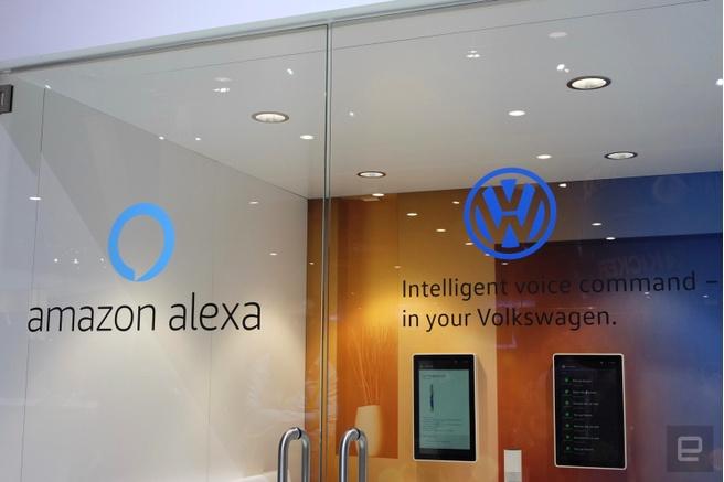 Volkswagen Alexa