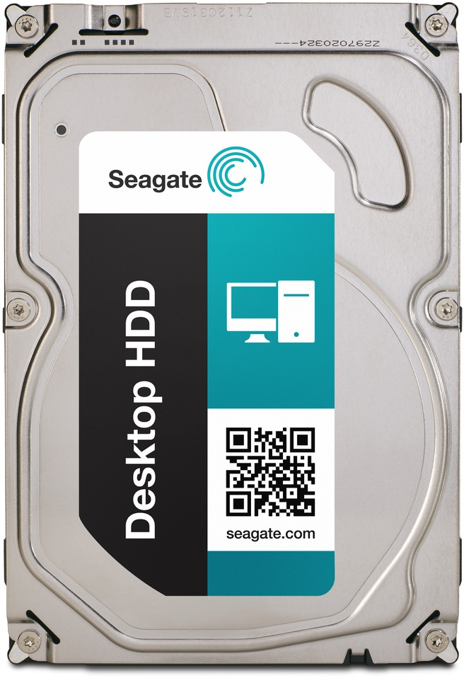 Seagate Desktop Internal Hard Disk Drive Kit, 4TB