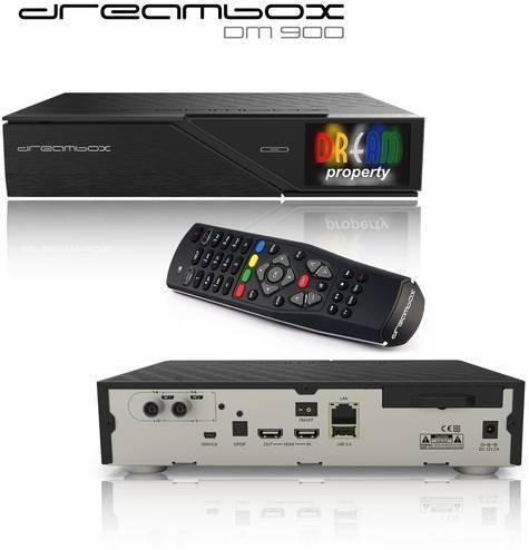 Dream Multimedia Dreambox DM900