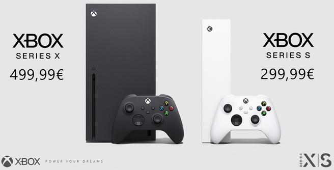 Xbox Series X prijs