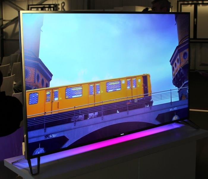 tp vision kondigt philips 65 uhdtv met android aan update beeld en geluid nieuws tweakers. Black Bedroom Furniture Sets. Home Design Ideas
