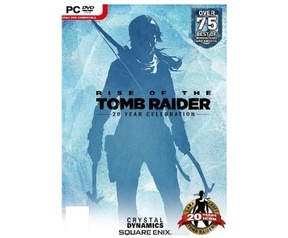 Rise Of The Tomb Raider: 20 Year Celebration, PC (Windows)