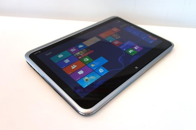 Dell XPS 12 IDF 2012