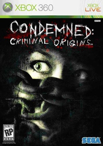 Condemned - Criminal Origins, Xbox 360