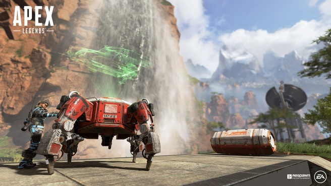 Apex Legends, Xbox One