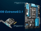 ASRock X99 Z97 usb 3.1