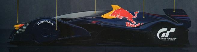 Gran Turismo 5: Redbull X1-prototype