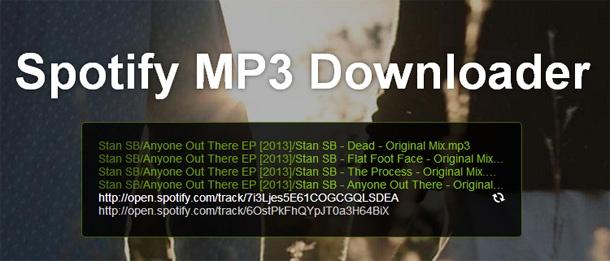 spotify mp3 rip