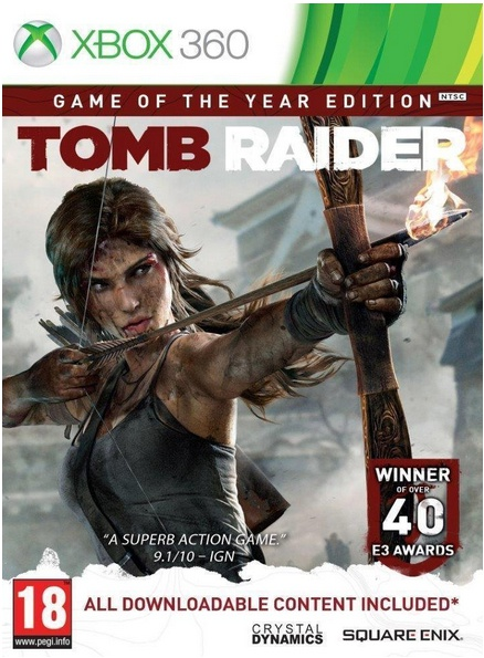 Tomb Raider: Game of the Year