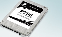 Corsair P256 solid state drive getest
