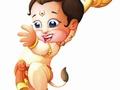 De Hindoe-god Hanuman