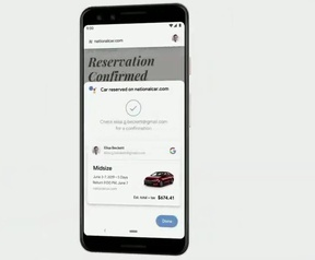 Duplex en Assistant, Google I/O 2019