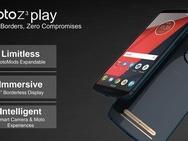 Render vermoedelijke Moto Z3 Play