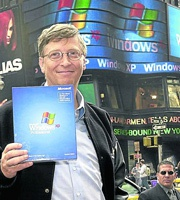 Windows XP Gates