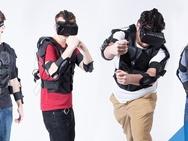 Hardlight VR Suit