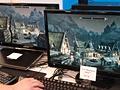 Intel idf 2012 Haswell Skyrim 2