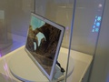 Panasonic 20inch 4k tablet CES 2013