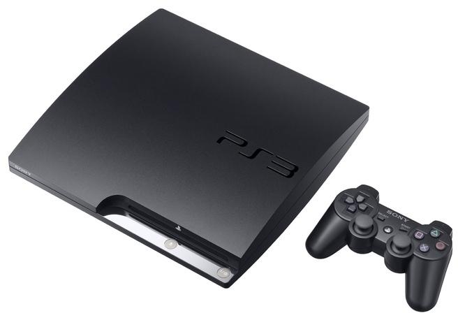 Sony PlayStation 3 Slim 250 GB +  FIFA World Cup 2010 Zwart