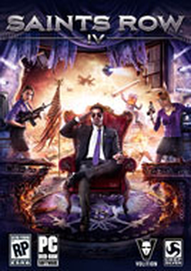 Box Saints Row IV