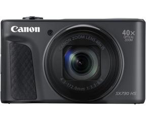 Canon PowerShot SX730 HS incl. Travel Kit Zwart