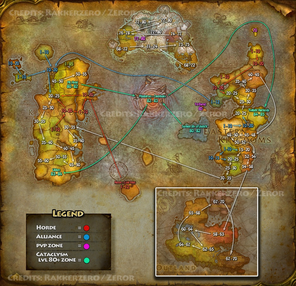 Het Grote World Of Warcraft Topic - Deel 245 - Role-Playing
