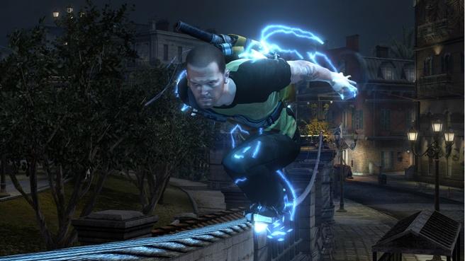 Gamescom: InFamous 2