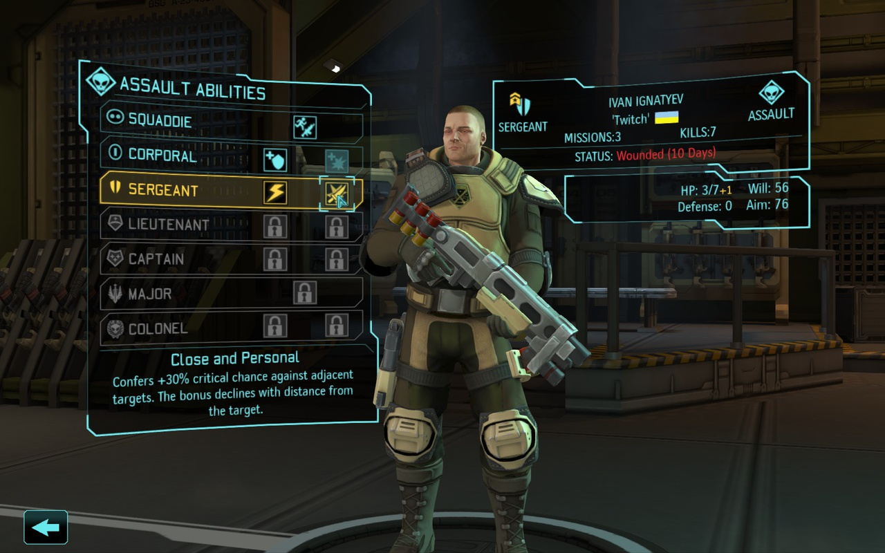 Review Xcom: Enemy Unknown
