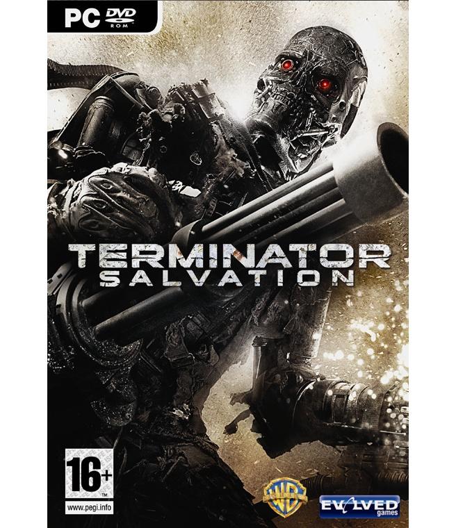 Terminator 4, Salvation  (DVD-Rom), PC