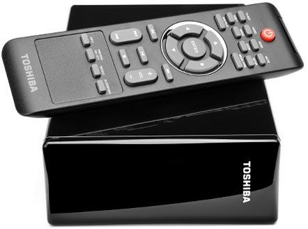 Toshiba StorE TV