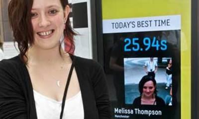 Record sms typen - Melissa Thompson