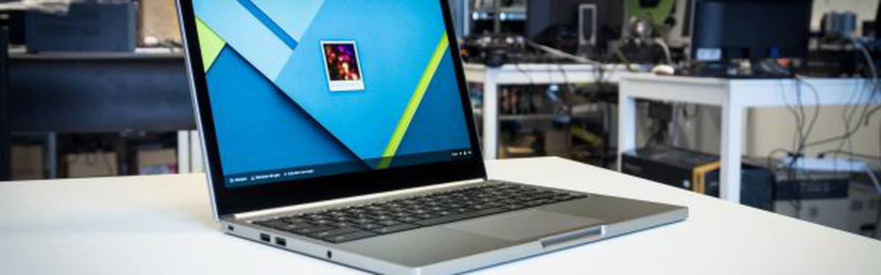 Chromebook Pixel 2015 Review - Tweakers