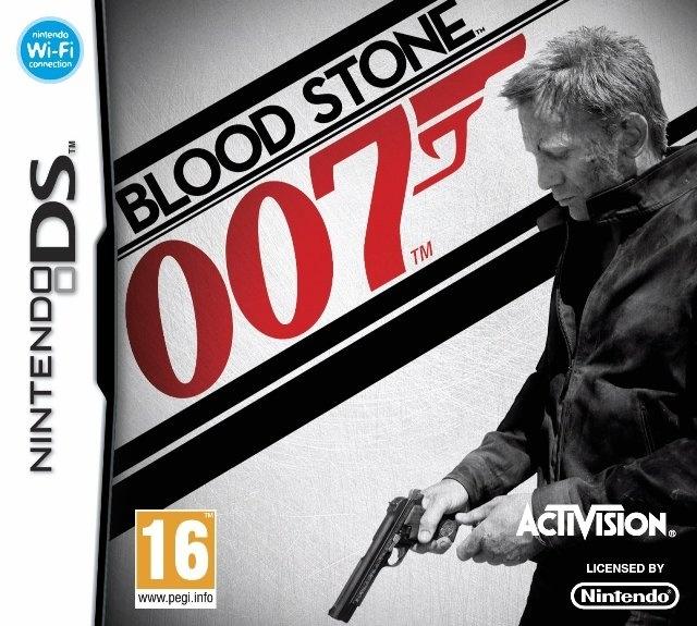 Packshot voor 007: Blood Stone