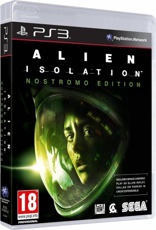Alien: Isolation, PlayStation 3